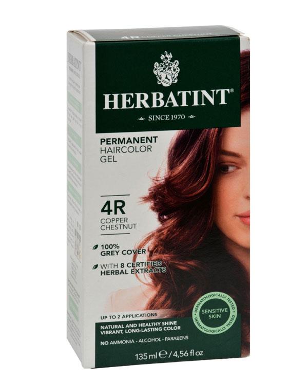 Herbatint天然植物染发剂膏