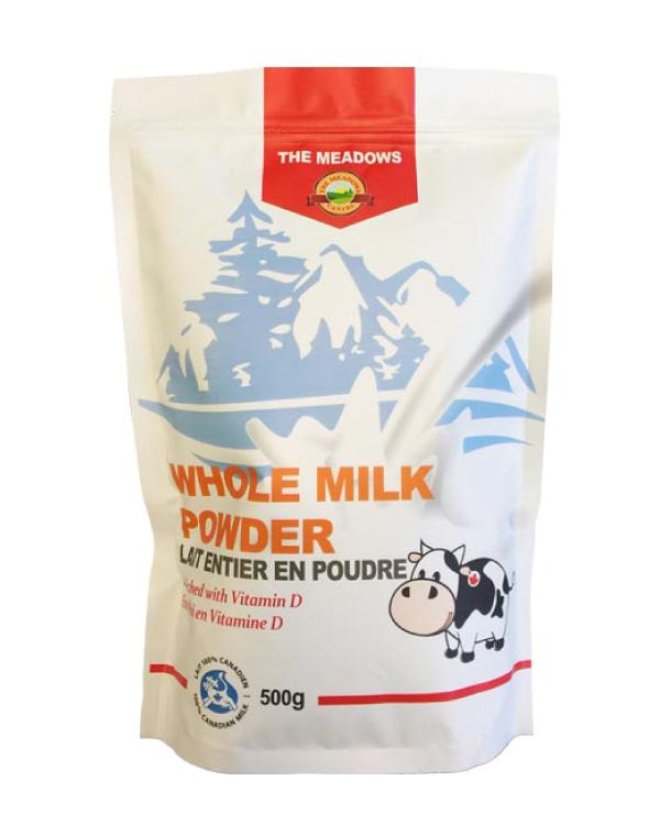 加拿大原产美多氏全脂奶粉 500克 Meadows