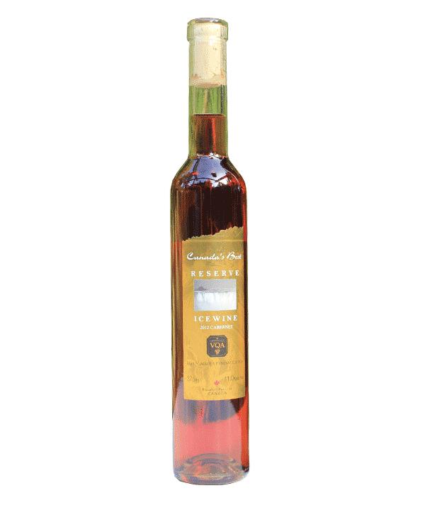 加拿大产冰红,冰白葡萄酒典藏版 8瓶起订