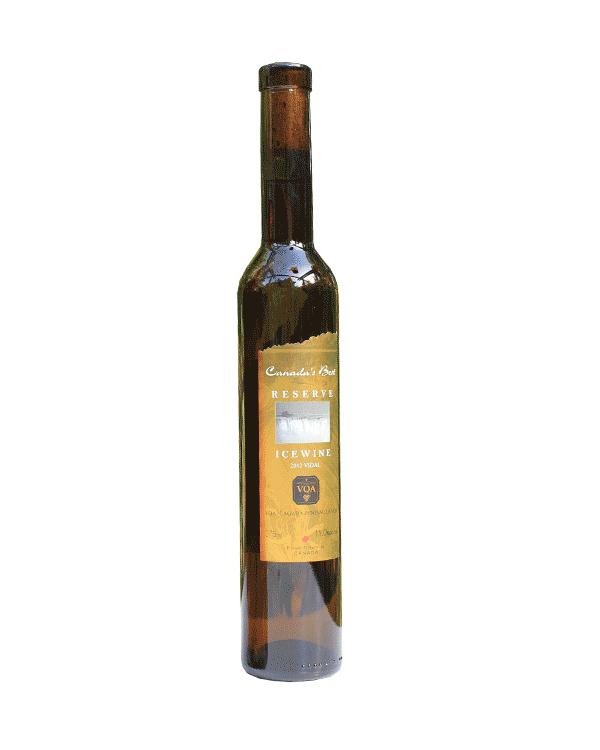 加拿大冰白葡萄酒典藏版 八瓶起订