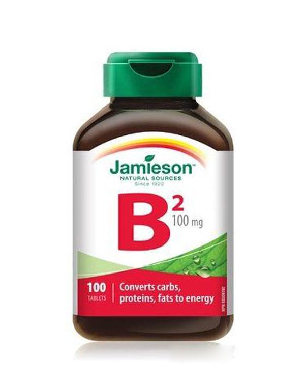 健美生天然维生素B2 Jamieson