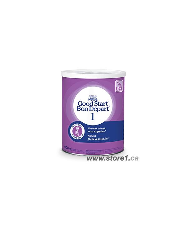 加拿大雀巢婴儿配方奶粉一段 常规配方 900g